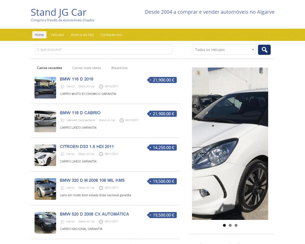 Stand JG Car