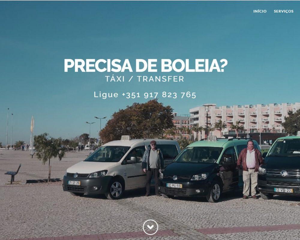 Táxi Terra Brava